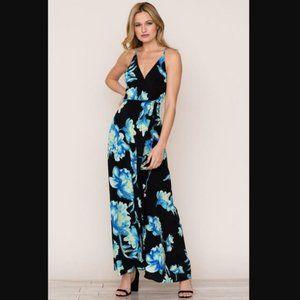 NEW Yumi Kim Rush Hour Silk Maxi Dress